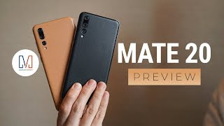 Huawei Mate 20: What to expect