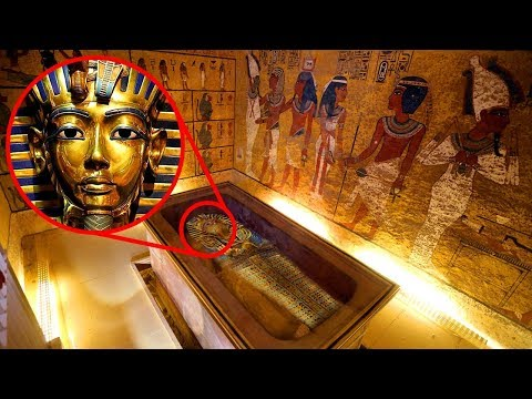 Most MYSTERIOUS Facts About King Tut!