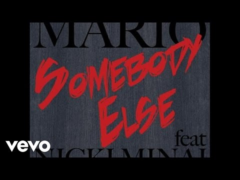 Mario - Somebody Else (Audio) ft. Nicki Minaj mp3 yukle - Mahni.Biz