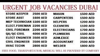 How To Find Job In Dubai From India | UAE Job Portal