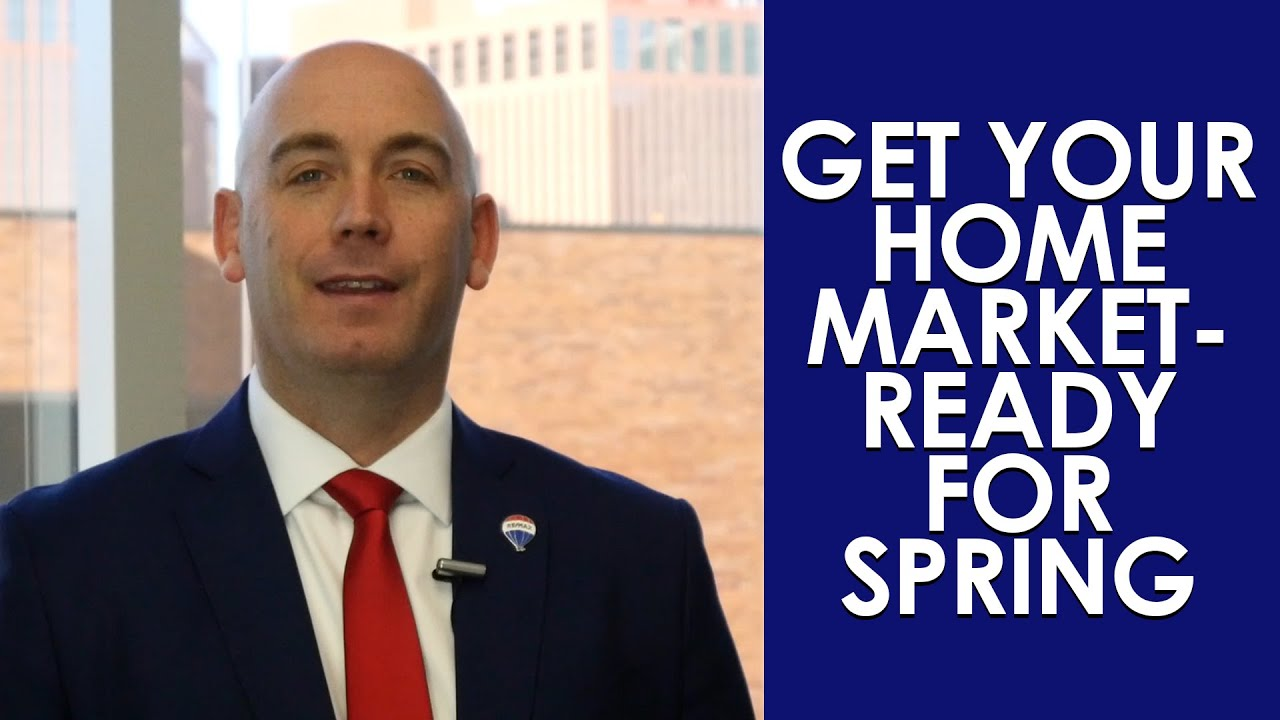 Get Your Home Market-Ready for Spring