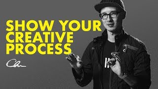 Document And Show Your Creative Process— Heres How In 3 Minutes