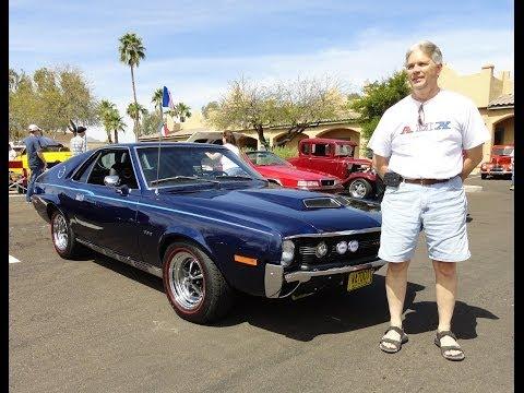1970 American Motors AMC AMX