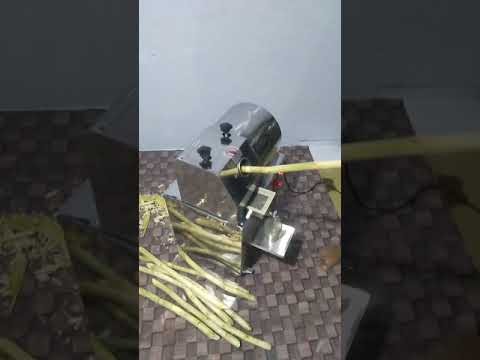 Sugarcane Juice Machine with roller adjustable