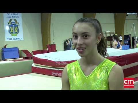 VIDÉO. De la gymnastique au niveau régional et national au GCPA