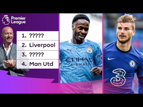 Alan Shearer's 2020/21 Premier League Predictions