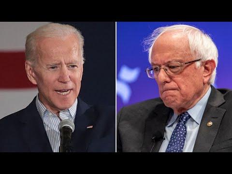 Bernie Picks His Next Fight With Biden