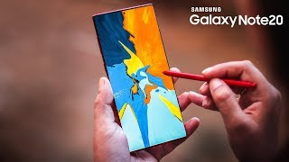 Samsung Galaxy Note 20 - IT'S EXPOSED!