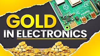 How to Scrap Old Computers ☀ Gold & Silver Recovery