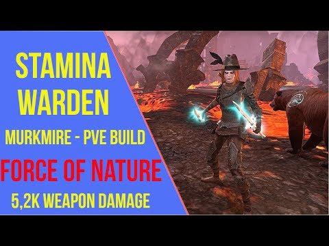 VMA Stamina Warden 601k full run (Murkmire) - смотреть онлайн на Hah