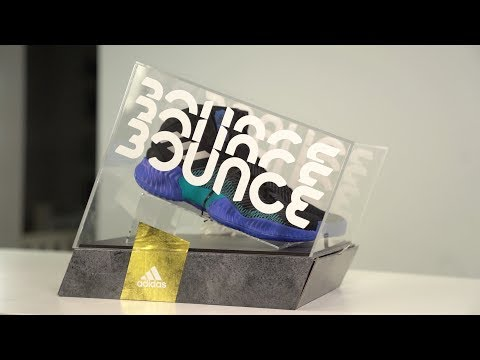 UNBOXING: Adidas Pro Bounce Sneaker Review