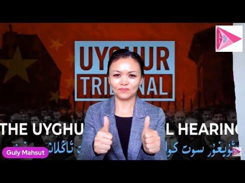 #uyghurtribunal ئۇيغۇر سوتىنىڭ بىرىنچى كۈنى