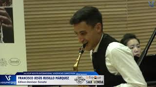 Francsico Jesús Rusillo Marquez plays Sonata by Edison Denisov
