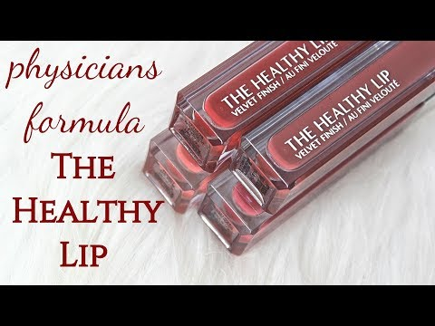 The Healthy Lip Velvet Liquid Lipstick by Physicians Formula #4