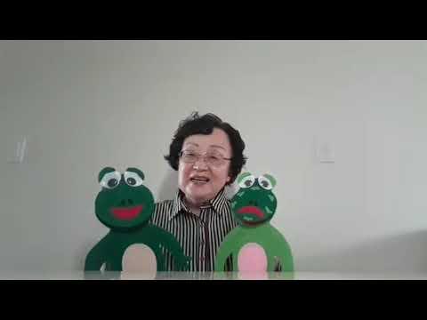 박부강 할머니가 들려주는 재미있는 동화속 이야기 - [청개구리의 슬픔]