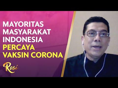 mayoritas masyarakat indonesia siap divaksin - rosi bag
