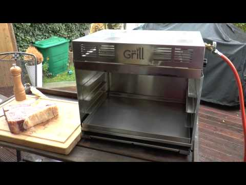 800 grad grill