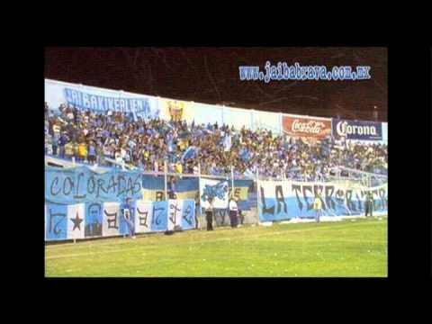 """Terrorizer Tampico Madero- Tampico Hermozo"" Barra: La Terrorizer • Club: Tampico Madero"