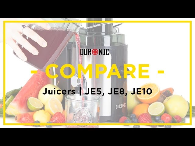 Duronic Whole Fruit Juicers