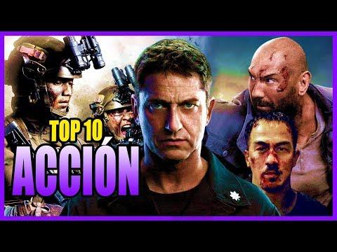 Top 10 Mejores Peliculas De Acción 2018 #2   Top Cinema (Resubido)