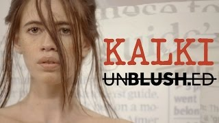 Kalki Koechlin: The Printing Machine   Unblushed