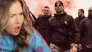 AMERICAN REACTS: RAF Camora Ft. Ghetto Phenomene   PUTA MADRE (prod. The Royals, Lucry, The Cratez)