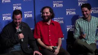 "SBIFF Cinema Society - ""Uncut Gems"" Q&A with Adam Sandler and The Safdie Brothers"