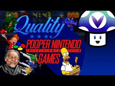 [Vinesauce] Vinny - Quality SNES Games