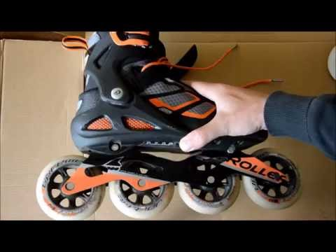 Macroblade 100 Rollerblade REVIEW