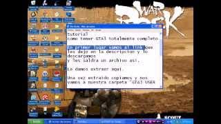 preview picture of video 'GTA3 completo al 100%'