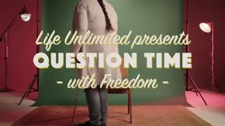 Question Time: Freedom