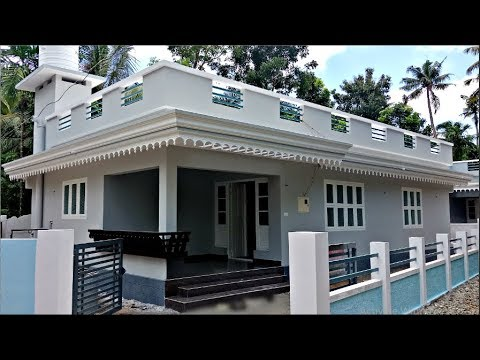 New low budget house in Kerala for sale | at Kombodinjamakkal, Thrissur District