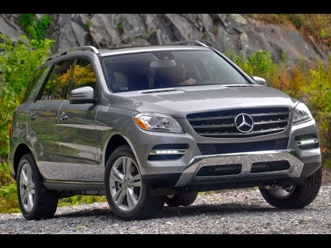 2015 Mercedes-Benz M Class ML400 Start Up and Review 3.0 L Twin Turbo V6