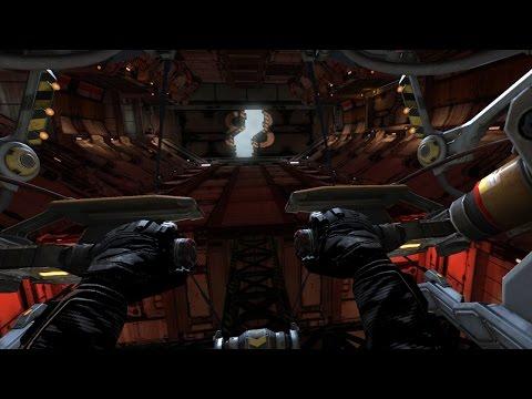 Samsung Gear VR - Gunjack Reveal Trailer thumbnail