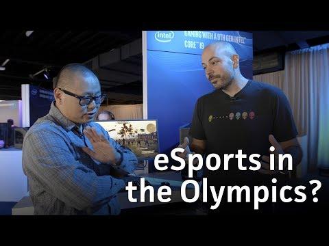 Alienwares' Frank Azor thinks eSports will be in the Olympics