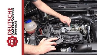 PCV Valve Replacement for VW/ Audi 2.0T TSI  DIY (How to replace)