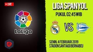 Live Streaming dan Jadwal Laga Real Madrid Vs Deportivo Alaves di HP via MAXStream beIN Sports