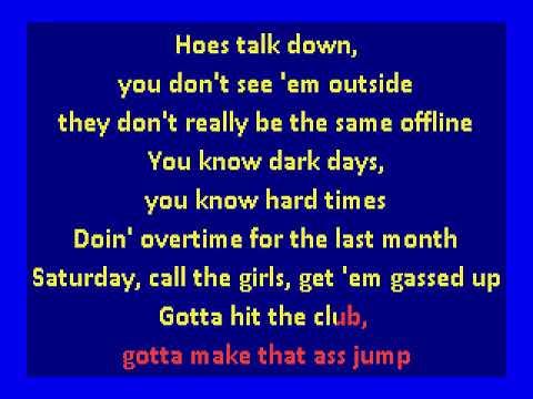 Drake -   Nice For What (karaoke)
