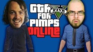 Dumb Noobs Online - GTA For Pimps - (Ep 07)