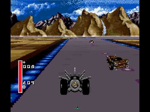Battle Cars Super Nintendo