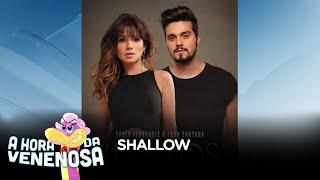 Paula Fernandes Divulga Versão Brasileira De Música Shallow Com Luan Santana