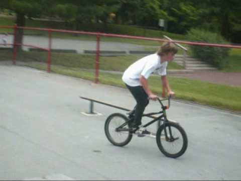 amity skatepark bmx