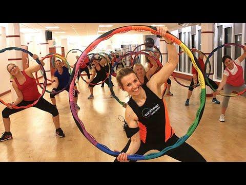 Teach Weighted Hoop Fitness! Bodyhoop and Powerhoop Instructor ...