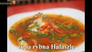 Przepis na: Zupa rybna Halaszle