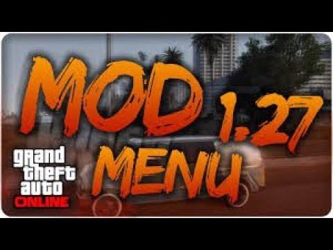 GTA 5 MOD MENU LEXICON 3 3 CRACKED | ANTI FREEZE | PS3/PS4