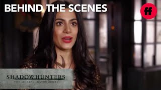 Shadowhunters | Behind The Scenes Season 2: Weapons | Freeform