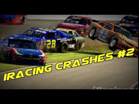 iRacing Crash Compilation #2