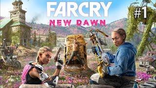 Twitch Livestream | Far Cry New Dawn Part 1 [Xbox One]