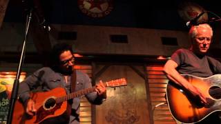 Jay Clementi, with Radney Foster: The Bible and the Gun