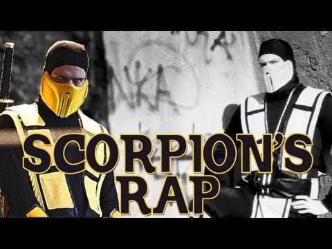 "The Mortal Kombat Rap: Scorpion Spits ""Hot Fire"""